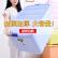 ホワイトカラー公社収納箱250 L大サイズプラスケース布団子用玩具ケース厚手のベルト付きスライド車整理箱引越箱青80 L(長さ59 cm幅40 cm高35 cm)