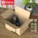 Biyaziの引越し用纸の箱にはバックルがあります。60*40*50(5つの包装)包装用の宅配便の箱の荷物を整理して収集します。会社の包装箱ZX-05パリタワーにはバックルがあります。60*40*50