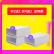 【2買って1送る】プリンスティークの家庭用引き出し式収納棚の大きいサイズの収納箱を組み合わせることができます。クローゼットの服を収納するための収納ケースです。簡易収納棚の大きいサイズは47*32.5*21です。