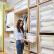 【2買ってあげます。1】プリンスティークの家庭用引き出し式収納棚の大きいサイズの収納箱を組み合わせることができます。クローゼットの服を収納します。簡易収納棚の中のサイズは37*25*14.5です。