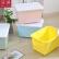 _真情(MUSSU)收纳箱60 L大きいサイズの带轮衣类の靴は箱の雑物を整理します。おもちゃの布団收纳纳。エコプロラクトボックス3つの箱(色はランダムです。)