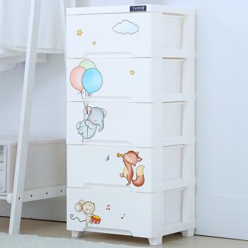 Yeya引き出し式プリンスティークロッカーは、キャラクター収納棚整理棚収納ボックス5段収納ボックスです。
