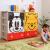 AliceIris DISNEYディズニーミッキーヴィニー引き出し式プリンスティーク収納棚寝室整理棚衣類玩具ロッカーミッキー56*43*81 cm
