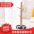 KS北欧の実木家庭用のドリップコーヒーカップ収納棚客間創意木コップガラスマグカップミルクティーカップ掛け大理石台のトランペット