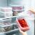 菊の葉日本から輸入した3つの箱に3.0 Lの冷蔵庫を入れて保存します。